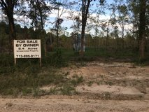 8.48 acres in Point Blank in Livingston, Texas