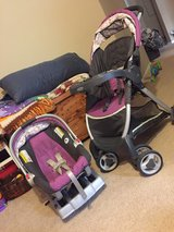 Click connect Graco stroller and carseat in Spring, Texas