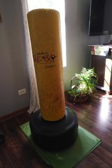 punching bag by Tae Bo workout bag in Joliet, Illinois