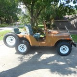 1971 Jeep CJ-5 in Pasadena, Texas