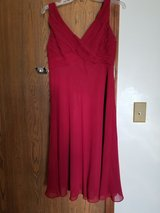 Party dress in Chicago, Illinois