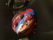 Cars themed kids bike helmet in Stuttgart, GE