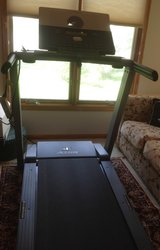The Nordic Track Treadmill lightly used in Orland Park, Illinois