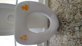 Potty seat for toilet in 29 Palms, California