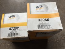 New Oil and Fuel Filters for 2005 Duramax in Alamogordo, New Mexico