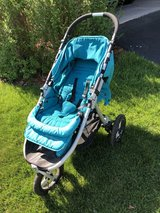 Moving sale- Excellent Bumbleride stroller - $350 (Aurora/naperville) in Yorkville, Illinois