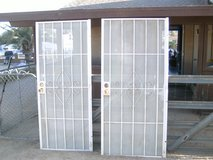 Steel Security Doors in Yucca Valley, California