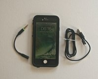 LIKE NEW iPhone 6 Black 64 GB LifeProof Case Bundle/SoftBank ONLY in Okinawa, Japan