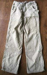 Boys Size 14 corduroy pants from The Children's Place in Fort Belvoir, Virginia