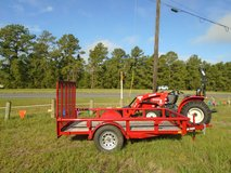 2018 Stagecoach Single 6 x 10 Trailer in Fort Polk, Louisiana
