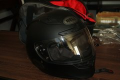 Motorcycle Helmet Bell + extra visor and bag in Ramstein, Germany