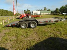 2018 83 x 18 Stagecoach Dovetail Trailer in Fort Polk, Louisiana