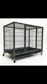 """Dog Cage/Kennel 37"""" in Yucca Valley, California"""