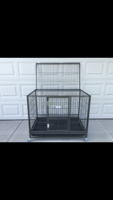 """Dog Cage/Kennel 43"""" Large in Yucca Valley, California"""
