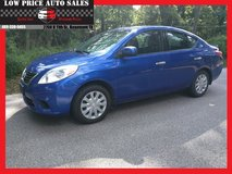 2014 Nissan Versa SV 4 DR Sedan - 51k Miles - 41mpg! - FINANCE IN HOUSE w/ Half Down, NO CREDIT ... in Beaumont, Texas