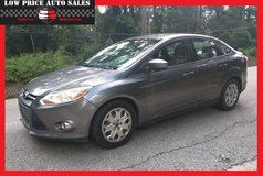 2012 Ford Focus - 79K Miles, Reliable, Fuel Economy - FINANCE W/ HALF DOWN - NO CREDIT CHECK! in Beaumont, Texas