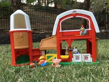 Fisher Price Little People Animal Friends Barn in Vacaville, California