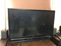 $reduced$Big screen Tv, works but needs some repair in Kingwood, Texas