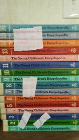 the young children's encyclopedia in Fort Polk, Louisiana