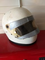 Racing helmet in Kingwood, Texas