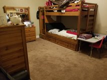 Children's bedroom furniture in Lackland AFB, Texas