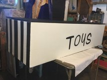 Toy Chest/Bench/Chalk Board in Yucca Valley, California