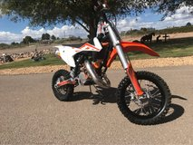 KTM 50sx Senior - 2017 Dirt Bike in Alamogordo, New Mexico