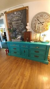 Big Vintage Dresser/Buffet/Console in Alamogordo, New Mexico