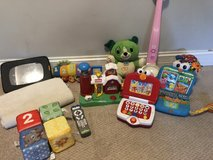Baby toys bundle 16 items in Naperville, Illinois
