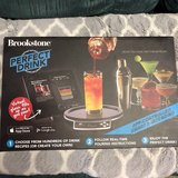 Brookstone Perfect Drink Bartender Smart App with Scale in Barstow, California