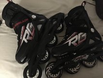 Kids rollerblades size 2 in Spring, Texas