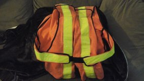 Reflective Safety Vest in Vista, California