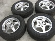 Tire And Rims Set(205/65R15 in Okinawa, Japan