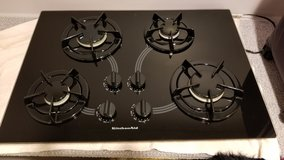 Gas Sealed Burner Glass Cooktop in Westmont, Illinois