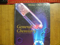 General Chemistry 5th Edition in Kingwood, Texas