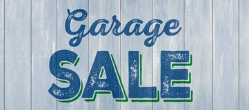 Huge Family Garage Sale in New Lenox, Illinois