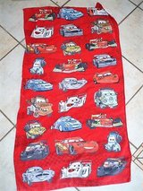 Lightning McQueen towel in Stuttgart, GE