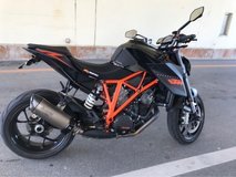 2014 KTM SuperDuke R in Okinawa, Japan