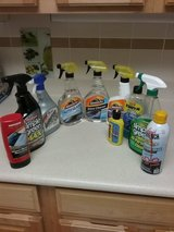 Car cleaning supplies in Okinawa, Japan