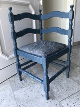 Shabby Chic French Corner Chair in Ramstein, Germany