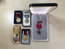 Military Medals in Ramstein, Germany