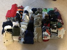 12 month old boy clothes 57 pieces in Naperville, Illinois