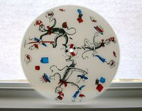 Vintage Dr. Seuss Ceiling Light Shade in Westmont, Illinois