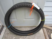 New mountain bike tires 26x1.95 in Lockport, Illinois