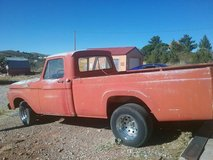 1963 Ford F100 in Alamogordo, New Mexico