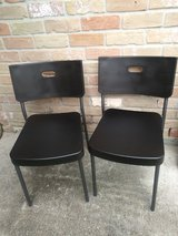two chairs in The Woodlands, Texas