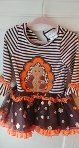 toddler thanksgiving outfit 18 months tutu dress in Spring, Texas