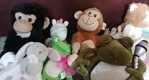 kids stuffed animals lot in Spring, Texas