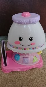 fisher price light toy encourages reading learning toy in Spring, Texas