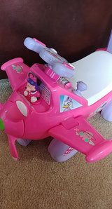 minnie mouse airplane infant ride on toy in Spring, Texas